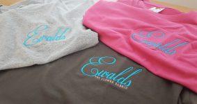 Vyšívanie tričiek| Ewalds