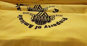 Potlač tričiek (sieťotlač) | BK Galanta