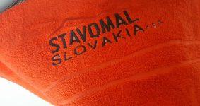 Vyšívanie uterákov | Stavomal Slovakia