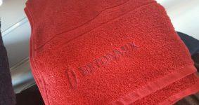 Vyšívanie uterákov | Betomix